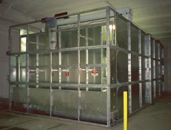 Modular 90 Ton Autoimatic ice Storage