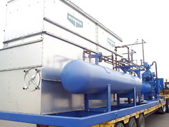 Packaged Ammonia Refrigeration for Portable and Modular Ice Plants  sc 1 st  TRJ Refrigeration & Industrial Refrigeration Systems: Cold Storage Freezing Systems and ...